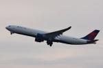 sky77さんが、成田国際空港で撮影したデルタ航空 A330-323Xの航空フォト(写真)