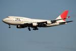 Tomo-Papaさんが、成田国際空港で撮影した日本航空 747-446の航空フォト(写真)