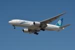 小弦さんが、バンクーバー国際空港で撮影したニュージーランド航空 777-219/ERの航空フォト(写真)