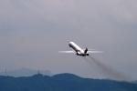 Apocalypse Nowさんが、松山空港で撮影した遠東航空 MD-83 (DC-9-83)の航空フォト(写真)
