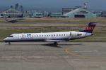 まんぼ しりうすさんが、小松空港で撮影したアイベックスエアラインズ CL-600-2C10 Regional Jet CRJ-702の航空フォト(写真)