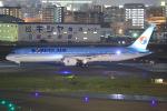 板付蒲鉾さんが、福岡空港で撮影した大韓航空 787-9の航空フォト(写真)