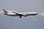 sonnyさんが、羽田空港で撮影したチャイナエアライン A330-302の航空フォト(写真)