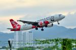 Cimarronさんが、ペナン国際空港で撮影したエアアジア A320-216の航空フォト(写真)