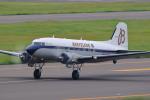 AkilaYさんが、福島空港で撮影したスーパーコンステレーション飛行協会 DC-3Aの航空フォト(写真)
