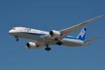 小弦さんが、バンクーバー国際空港で撮影した全日空 787-9の航空フォト(写真)