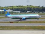 TUILANYAKSUさんが、成田国際空港で撮影したウズベキスタン航空 767-33P/ERの航空フォト(写真)