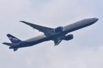 HISATAKUさんが、上海浦東国際空港で撮影したアエロフロート・ロシア航空 777-3M0/ERの航空フォト(写真)