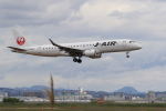 多楽さんが、仙台空港で撮影したジェイ・エア ERJ-190-100(ERJ-190STD)の航空フォト(写真)