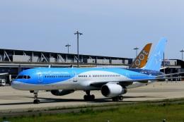 mat-matさんが、関西国際空港で撮影したトムソン航空 757-28Aの航空フォト(写真)