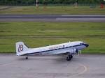 WLMさんが、仙台空港で撮影したスーパーコンステレーション飛行協会 DC-3Aの航空フォト(写真)