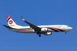 ★azusa★さんが、シンガポール・チャンギ国際空港で撮影したビーマン・バングラデシュ航空 737-8E9の航空フォト(写真)