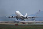 ジェットジャンボさんが、岩国空港で撮影したカリッタ エア 747-4R7F/SCDの航空フォト(写真)