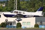 Wings Flapさんが、名古屋飛行場で撮影した日本個人所有 PA-28-181 Archer IIの航空フォト(写真)