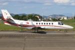 Wings Flapさんが、名古屋飛行場で撮影した読売新聞 560 Citation Encore+の航空フォト(写真)