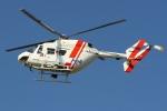 Wings Flapさんが、名古屋飛行場で撮影したセントラルヘリコプターサービス BK117C-1の航空フォト(写真)