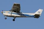 Wings Flapさんが、名古屋飛行場で撮影したスカイシャフト 172N Skyhawk IIの航空フォト(写真)
