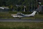 ふるぴーさんが、松山空港で撮影した共立航空撮影 TU206G Turbo Stationair 6の航空フォト(写真)