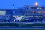 門ミフさんが、佐賀空港で撮影した春秋航空日本 737-86Nの航空フォト(写真)