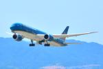 shining star ✈さんが、関西国際空港で撮影したベトナム航空 787-9の航空フォト(写真)