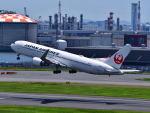 tsubasa0423さんが、羽田空港で撮影した日本航空 767-346/ERの航空フォト(写真)