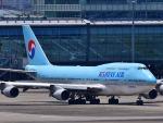 tsubasa0423さんが、羽田空港で撮影した大韓航空 747-4B5の航空フォト(写真)