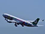 tsubasa0423さんが、羽田空港で撮影したエバー航空 A330-302Xの航空フォト(写真)