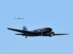 こじゆきさんが、幕張海浜公園で撮影したスーパーコンステレーション飛行協会 DC-3Aの航空フォト(写真)