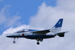 reonさんが、岐阜基地で撮影した航空自衛隊 T-4の航空フォト(写真)