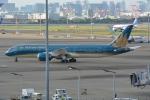 シュウさんが、羽田空港で撮影したベトナム航空 787-9の航空フォト(写真)