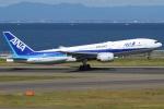 Wings Flapさんが、中部国際空港で撮影した全日空 777-281/ERの航空フォト(写真)