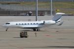 Wings Flapさんが、中部国際空港で撮影したアメリカ企業所有 Gulfstream G650ER (G-VI)の航空フォト(写真)