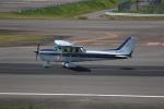 ぽんさんが、高松空港で撮影した日本個人所有 172P Skyhawk IIの航空フォト(写真)