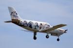 ぽんさんが、高松空港で撮影した日本個人所有 PA-46-310P Malibuの航空フォト(写真)