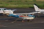 ぽんさんが、岡南飛行場で撮影した日本個人所有 172Kの航空フォト(写真)