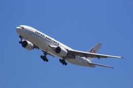 Semirapidさんが、福岡空港で撮影した日本航空 777-246の航空フォト(写真)