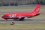Echo-Kiloさんが、新千歳空港で撮影したサハリン航空 737-2J8/Advの航空フォト(写真)