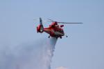 A350XWB-HNDさんが、海浜幕張で撮影した千葉市消防航空隊 AS365N3 Dauphin 2の航空フォト(写真)