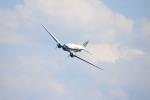 A350XWB-HNDさんが、海浜幕張で撮影したスーパーコンステレーション飛行協会 DC-3Aの航空フォト(写真)