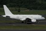 ウッディーさんが、成田国際空港で撮影したケイマン諸島企業所有 A318-112 CJ Eliteの航空フォト(写真)