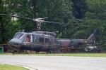 りんたろうさんが、大宮駐屯地で撮影した陸上自衛隊 UH-1Hの航空フォト(写真)