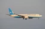 amagoさんが、関西国際空港で撮影した厦門航空 737-85Cの航空フォト(写真)
