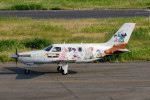 COLT VerRさんが、岡南飛行場で撮影した日本個人所有 PA-46-310P Malibuの航空フォト(写真)