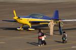 COLT VerRさんが、岡南飛行場で撮影したWPコンペティション・アエロバティック・チーム EA-300Lの航空フォト(写真)
