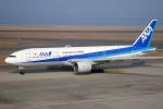 きったんさんが、中部国際空港で撮影した全日空 777-281の航空フォト(写真)