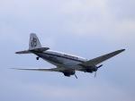 kikiさんが、仙台空港で撮影したスーパーコンステレーション飛行協会 DC-3Aの航空フォト(写真)