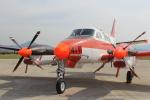 7915さんが、防府北基地で撮影した海上自衛隊 TC-90 King Air (C90)の航空フォト(写真)