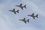 7915さんが、防府北基地で撮影した航空自衛隊 T-4の航空フォト(写真)
