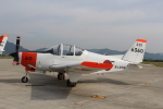 7915さんが、防府北基地で撮影した海上自衛隊 T-5の航空フォト(写真)