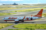 we love kixさんが、関西国際空港で撮影したチェジュ航空 737-8ASの航空フォト(写真)